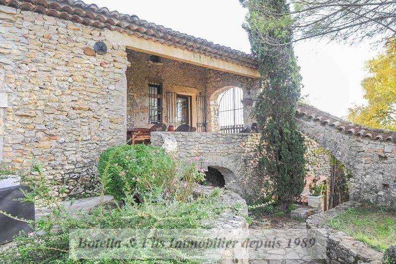 Verkoop van prestige  huis Lussan 945000€ - Foto 17