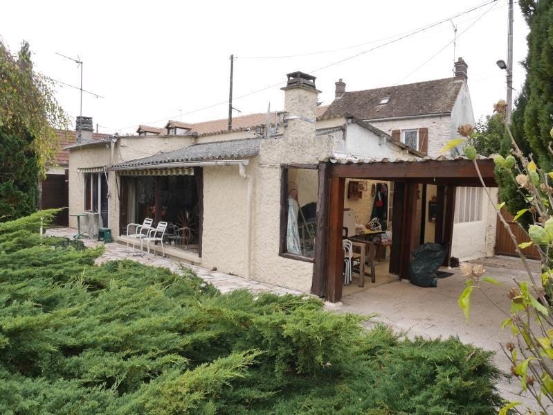 Sale house / villa Dammartin en serve 139000€ - Picture 1