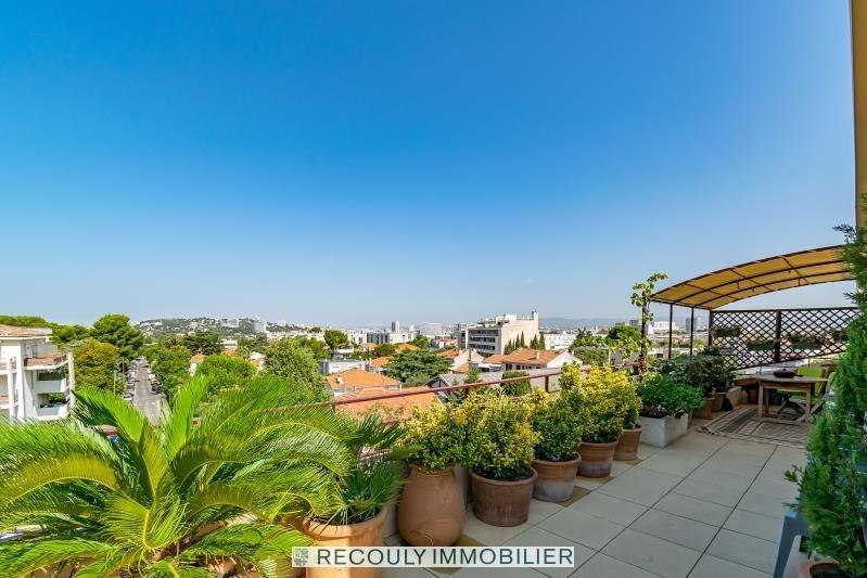 Vente de prestige appartement Marseille 8ème 850000€ - Photo 2