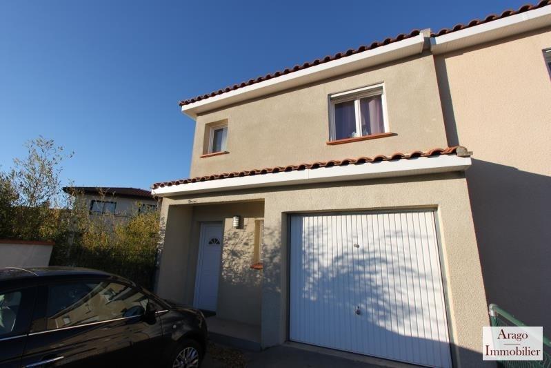 Rental house / villa Pezilla la riviere 811€ CC - Picture 2