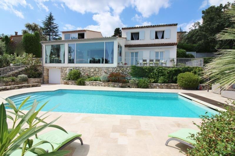 Vente de prestige maison / villa Cabris 1080000€ - Photo 17