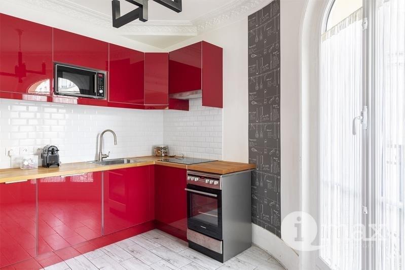 Deluxe sale apartment Levallois perret 1190000€ - Picture 4