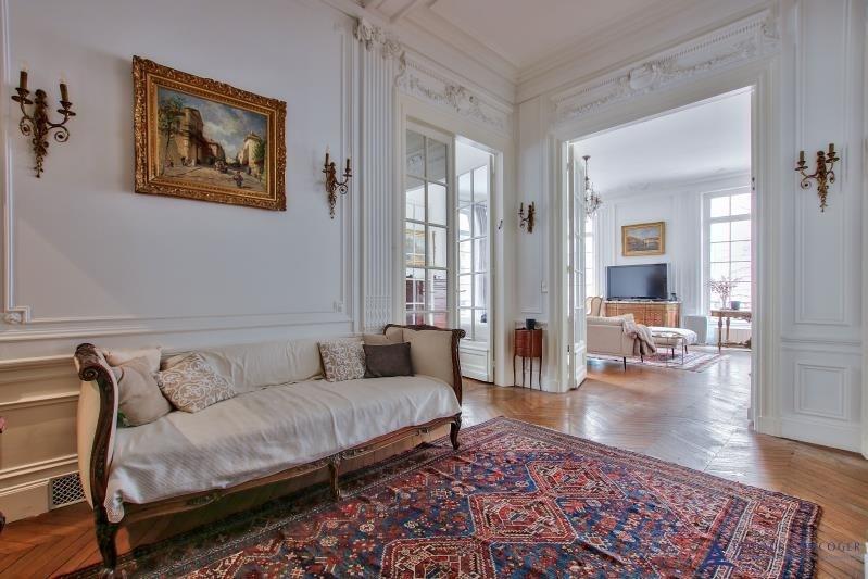 Vente de prestige appartement Paris 16ème 2900000€ - Photo 2