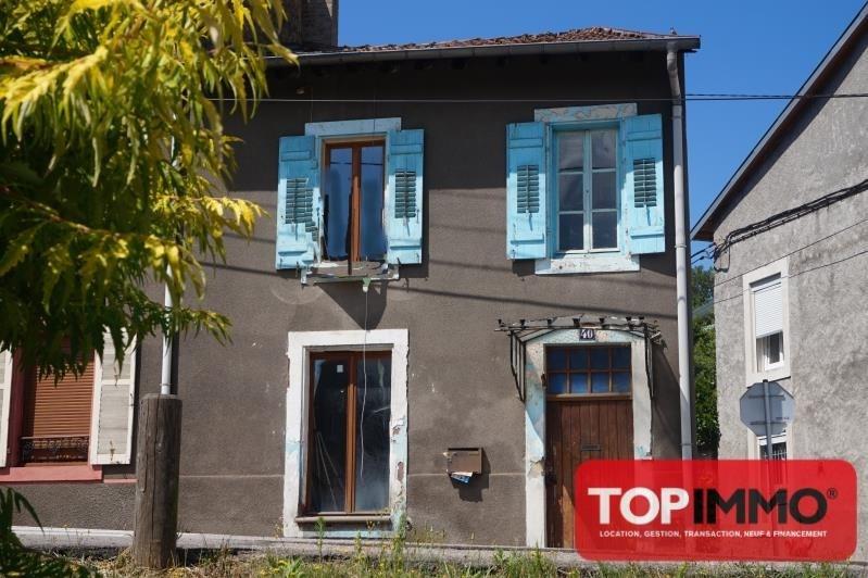Sale house / villa Baccarat 17900€ - Picture 2