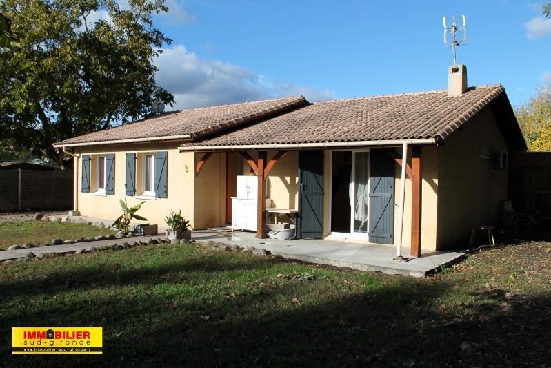 Venta  casa La brede 280600€ - Fotografía 1