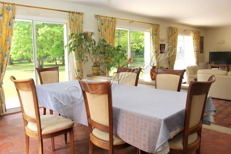Deluxe sale house / villa Lamorlaye 649000€ - Picture 2