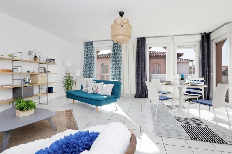 Vente appartement Canet en roussillon 160000€ - Photo 1