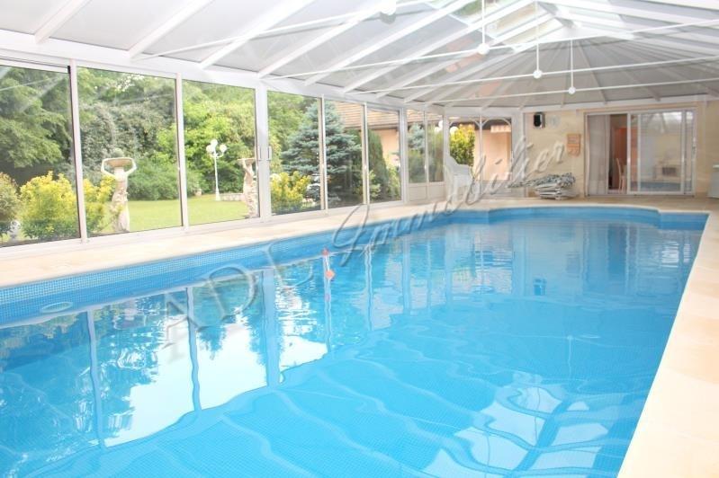 Vente de prestige maison / villa Lamorlaye 769000€ - Photo 7