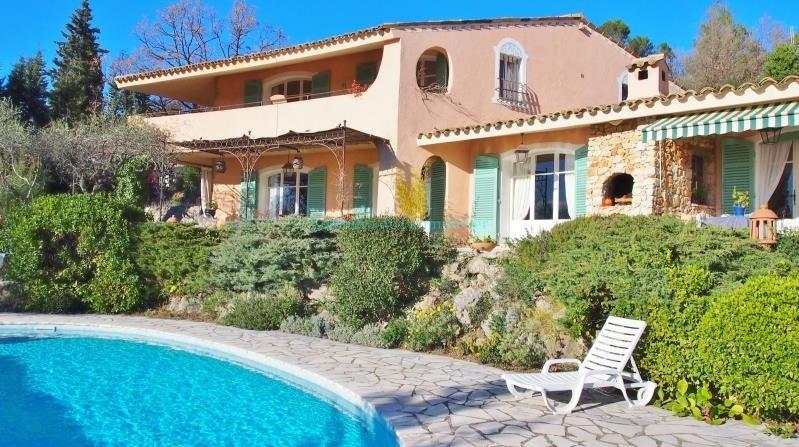 Vente de prestige maison / villa Saint cezaire sur siagne 790000€ - Photo 2