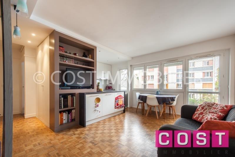 Venta  apartamento Courbevoie 389000€ - Fotografía 1