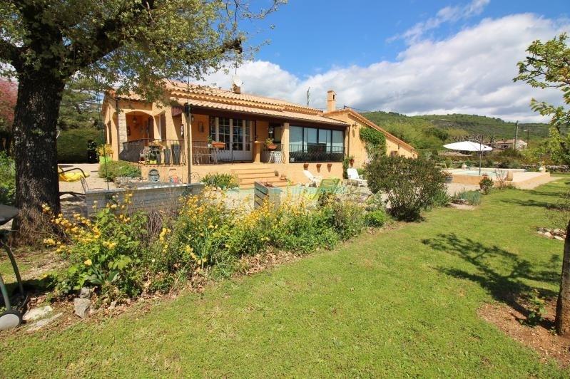 Vente maison / villa Saint cezaire sur siagne 485000€ - Photo 2