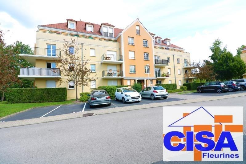 Sale apartment Verberie 149000€ - Picture 2