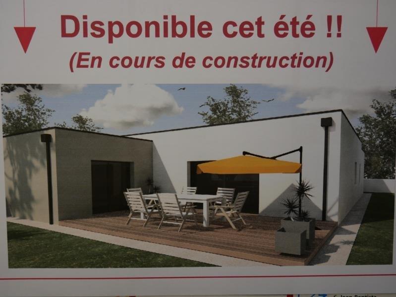 Vente maison / villa St vincent sur jard 239200€ - Photo 2