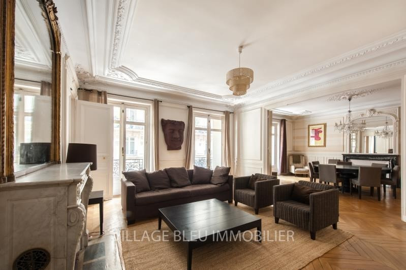 Location appartement Paris 17ème 5 480€ CC - Photo 1