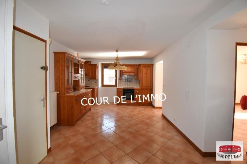 Rental apartment Habere-lullin 1200€ CC - Picture 2
