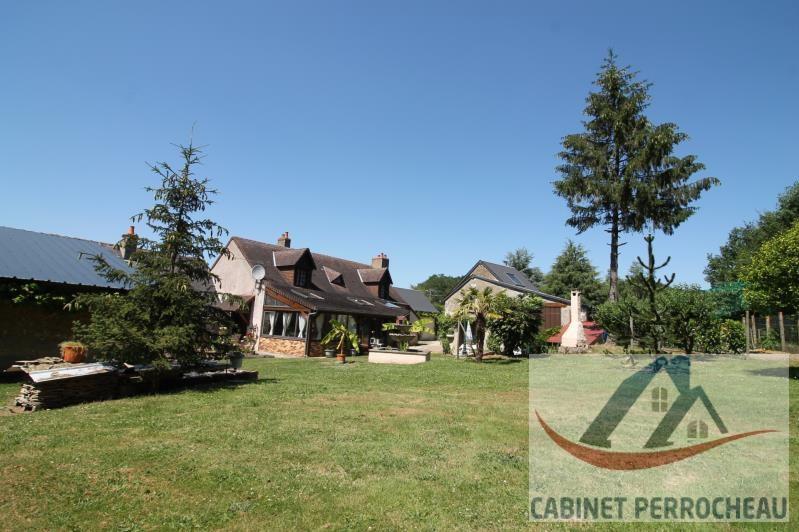 Sale house / villa La chartre sur le loir 176000€ - Picture 8