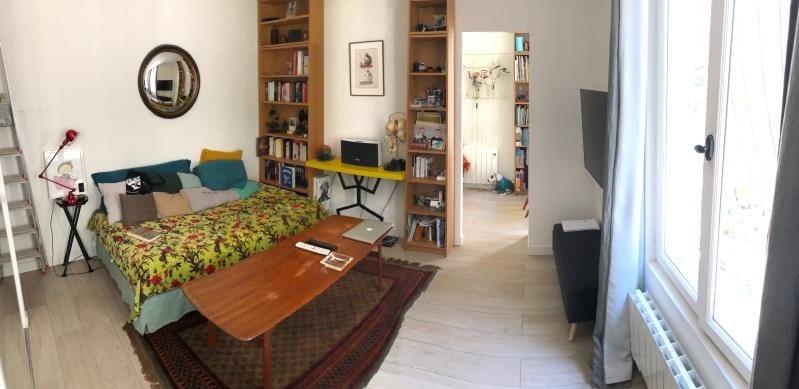 Vente appartement Paris 11ème 305000€ - Photo 2