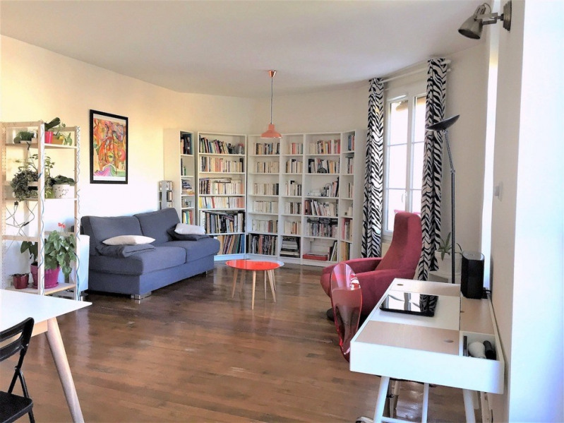 Sale apartment Paris 19ème 530 000€ - Picture 1