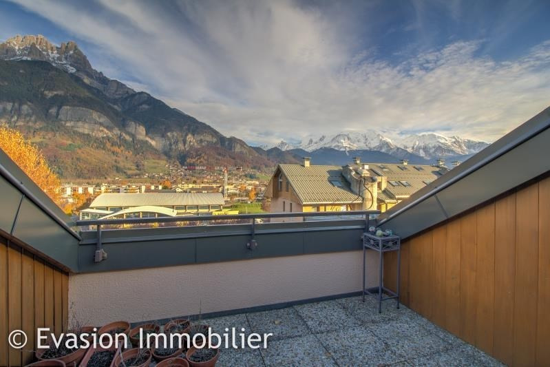 Investment property apartment Sallanches 373 000€ - Picture 2