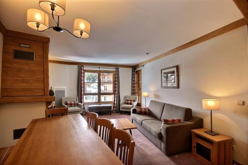 Vente de prestige appartement Les arcs 495000€ - Photo 4