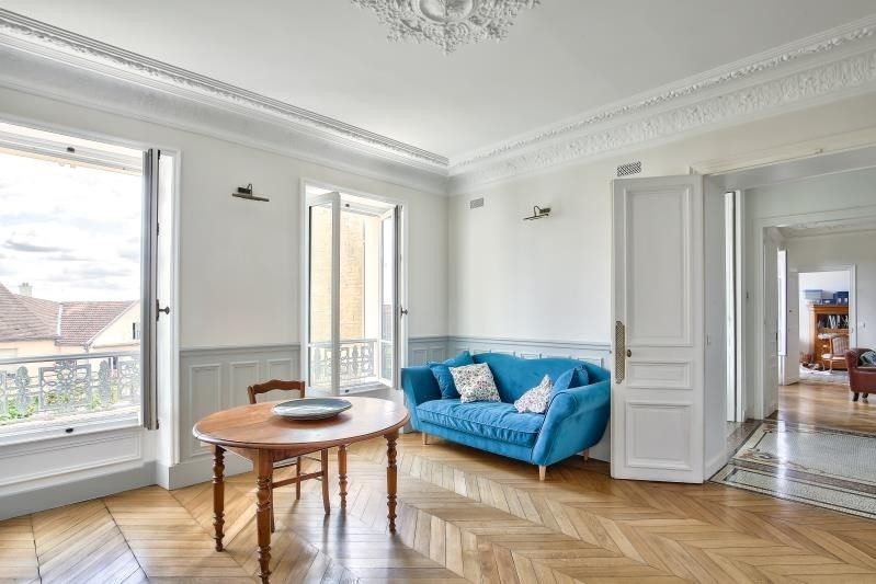 Rental apartment St germain en laye 4 500€ CC - Picture 1