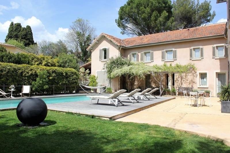 Vente de prestige maison / villa Villeneuve-les-avignon 1180000€ - Photo 2