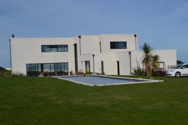 Revenda residencial de prestígio casa St come de fresne 995000€ - Fotografia 1