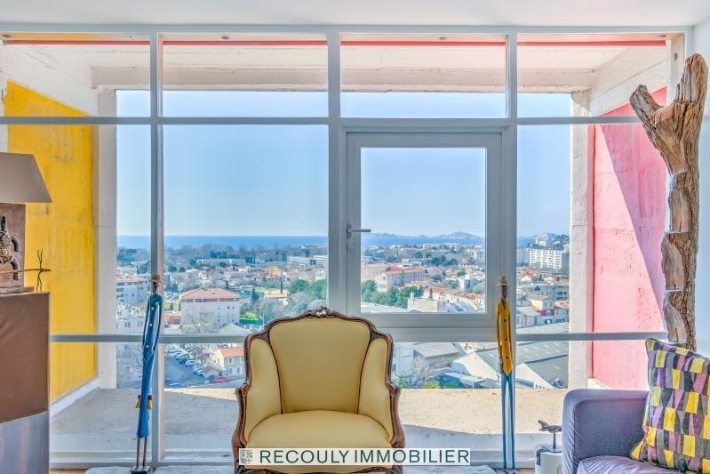 Vente de prestige appartement Marseille 8ème 475000€ - Photo 2