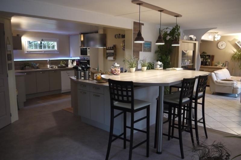 Venta  casa Clonas sur vareze 263000€ - Fotografía 5