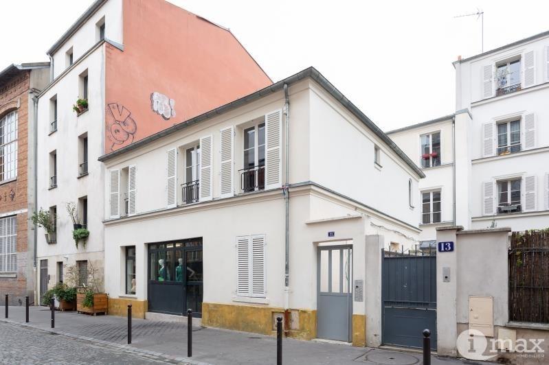Vente appartement Paris 18ème 180000€ - Photo 8