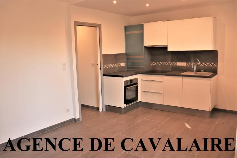 Sale apartment Cavalaire sur mer 229 000€ - Picture 1