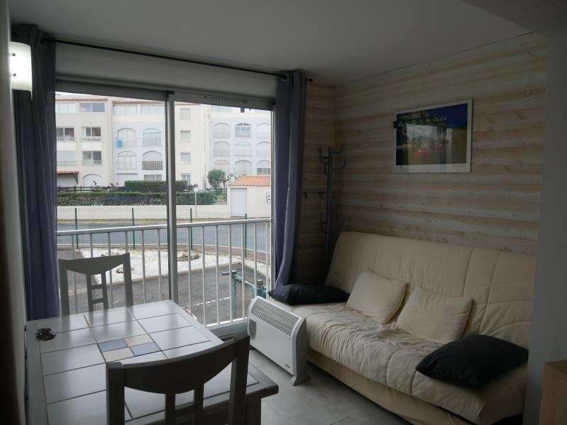 Vente appartement Le cap d'agde 64000€ - Photo 1