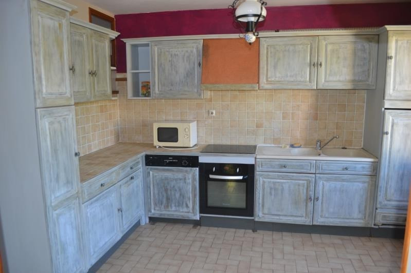 Sale house / villa Le teil 127000€ - Picture 2