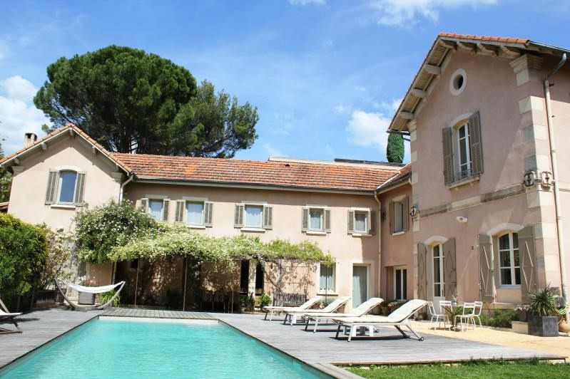 Maison bourgeoise VILLENEUVE-LES-AVIGNON - 9 pièce(s) - 280 m2