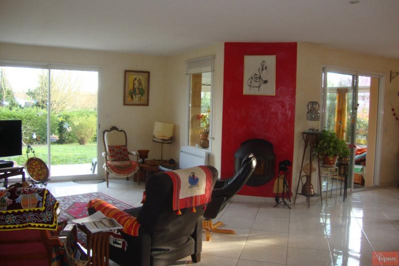 Sale house / villa Pompertuzat 435000€ - Picture 3