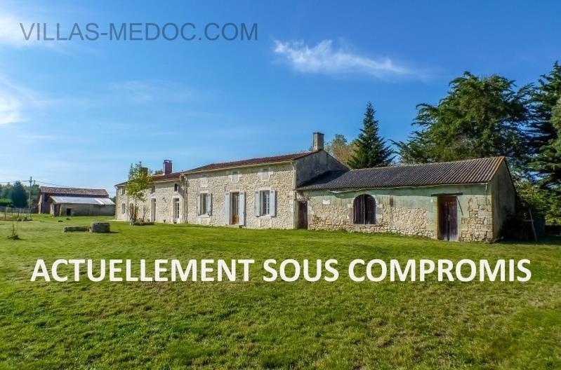 Sale house / villa Vensac 359500€ - Picture 1