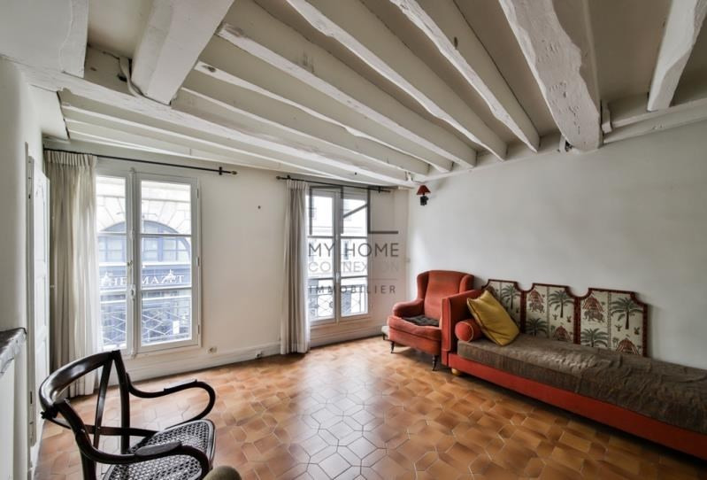 Sale apartment Paris 6ème 460 000€ - Picture 2