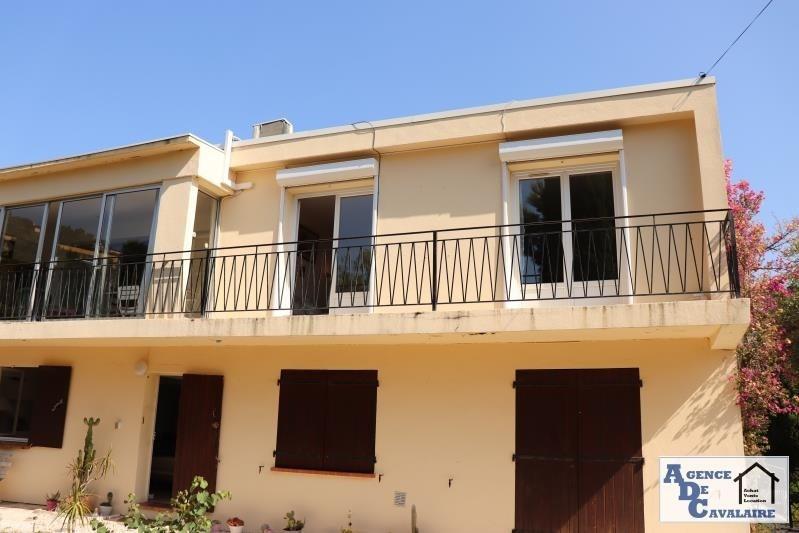 Vente de prestige maison / villa Cavalaire sur mer 699000€ - Photo 1