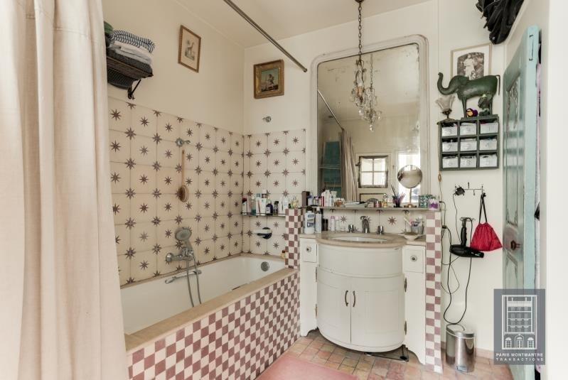 Vente de prestige appartement Paris 18ème 1260000€ - Photo 10