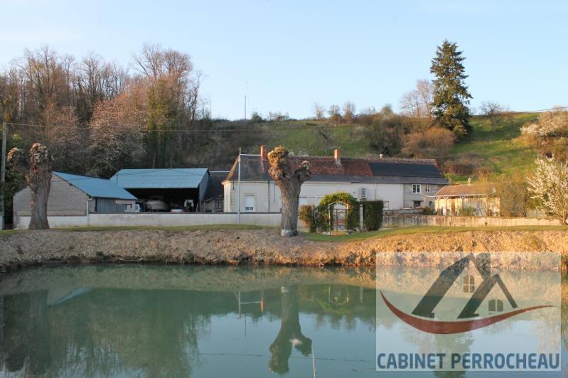 Sale house / villa La chartre sur le loir 155000€ - Picture 1