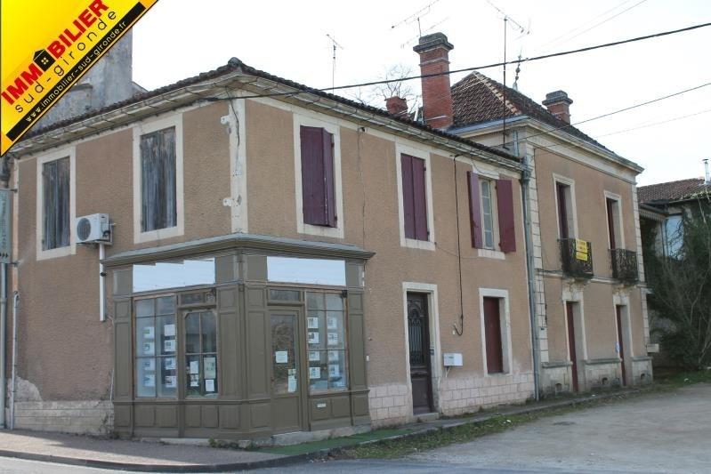 Venta  edificio Langon 186400€ - Fotografía 1