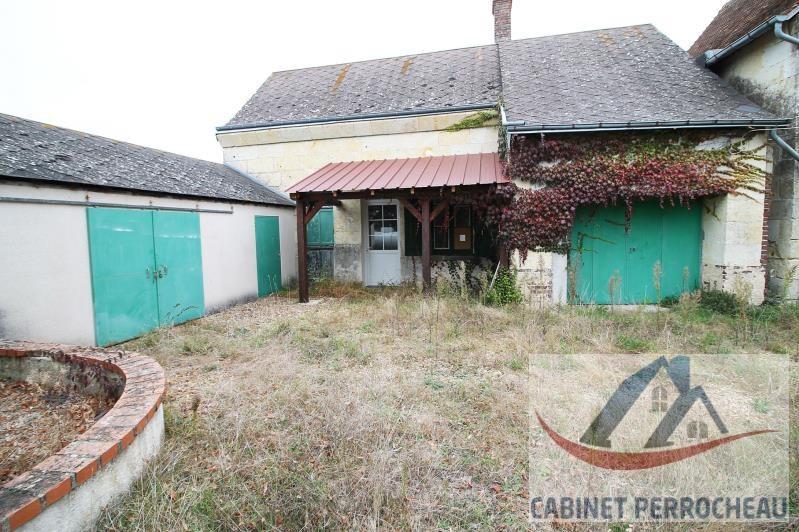 Vente maison / villa La chartre sur le loir 108000€ - Photo 7