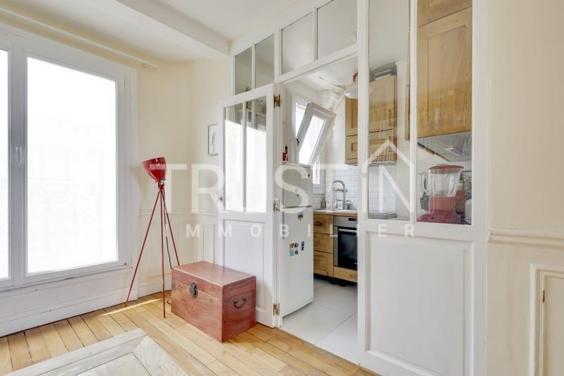 Vente appartement Paris 15ème 378000€ - Photo 3