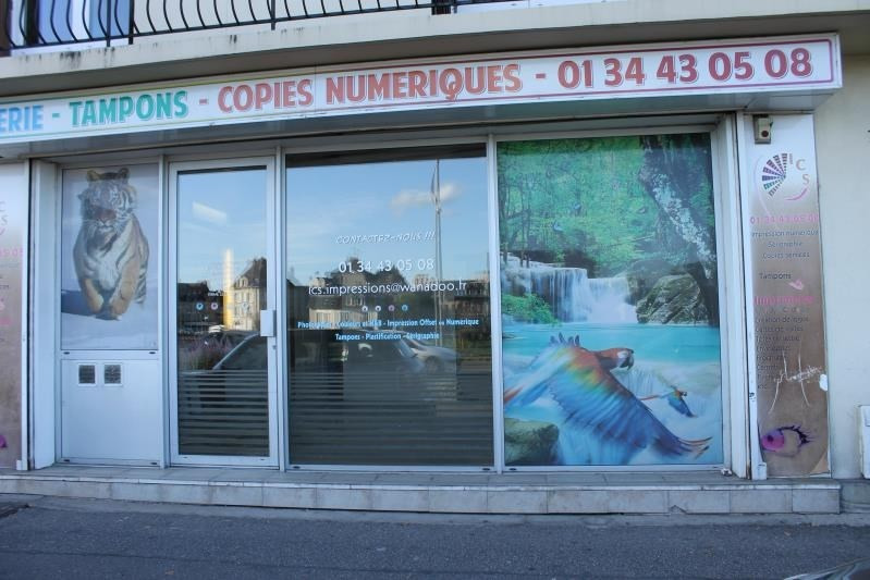 Location local commercial Pontoise 1 700€ HT/HC - Photo 1