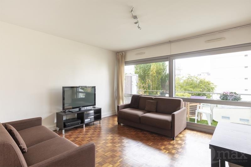Sale apartment Courbevoie 470000€ - Picture 1