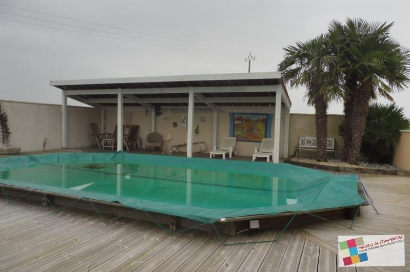 Sale house / villa Meschers sur gironde 462000€ - Picture 2