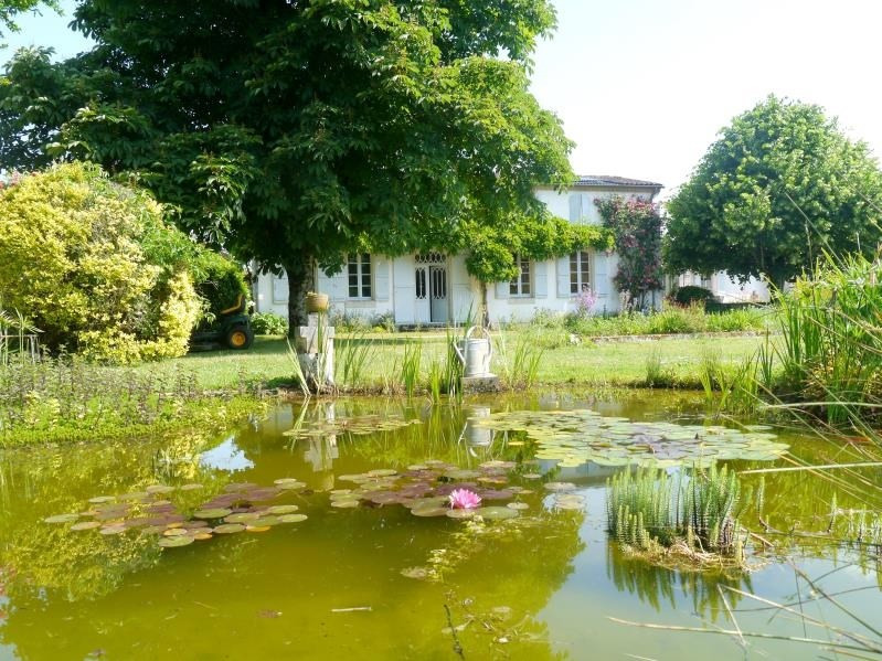 Sale house / villa Gemozac 414000€ - Picture 10
