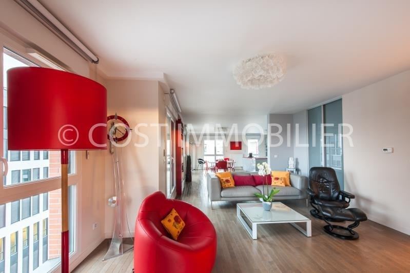 Vente appartement Courbevoie 950 000€ - Photo 2