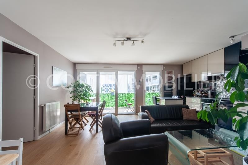 Sale apartment Asnieres sur seine 419 000€ - Picture 2