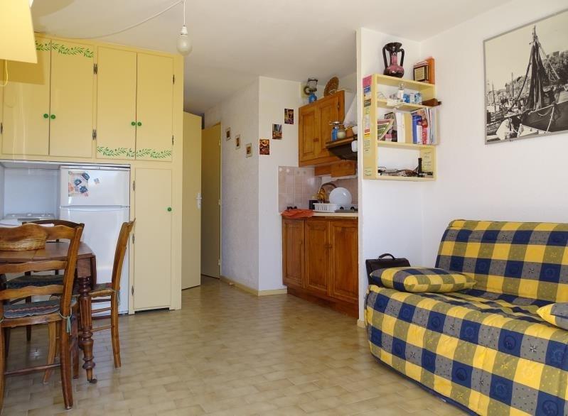 Venta  apartamento Le grau du roi 99000€ - Fotografía 4